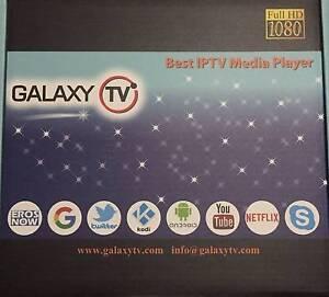 GALAXY HD TV BOX Melbourne CBD Melbourne City Preview