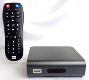 WD TV Live Media Player