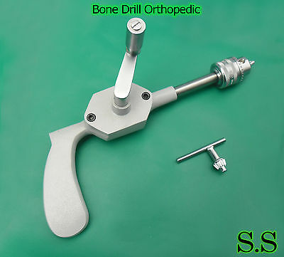 2 Bone Drill Surgical Medical Orthopedic Instruments New