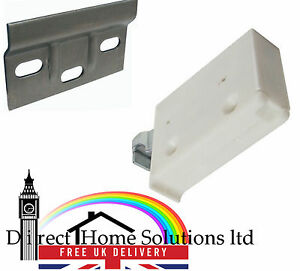 KITCHEN CABINET WALL HANGER BRACKET SET- HANGER & BRACKET PLATE