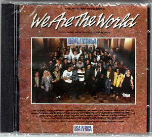 USA for Africa: We Are the World by USA for Africa (CD, Oct-1990, Mercury) - Tadten, Österreich - USA for Africa: We Are the World by USA for Africa (CD, Oct-1990, Mercury) - Tadten, Österreich
