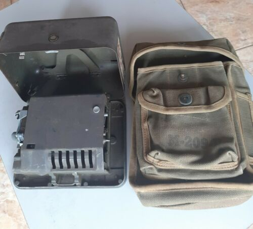 WW2  INCOMPLETE CIPHER MACHINE M-209 1944 ATTENTION IS INCOMPLETE