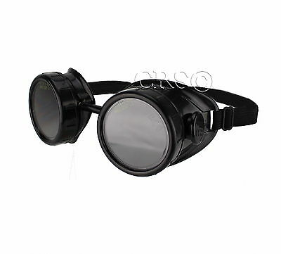 TITUS #11 Welding Goggles Glasses ARC MIG TIG Gas Plasma Cutting Grind Steampunk