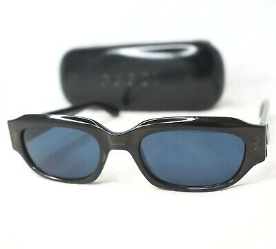 GUCCI sunglasses gg2425 gray vintage unisex small oval rectangular glasses