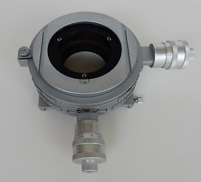 Nikon E2 Micrometer Stage - Used In Superb Shape