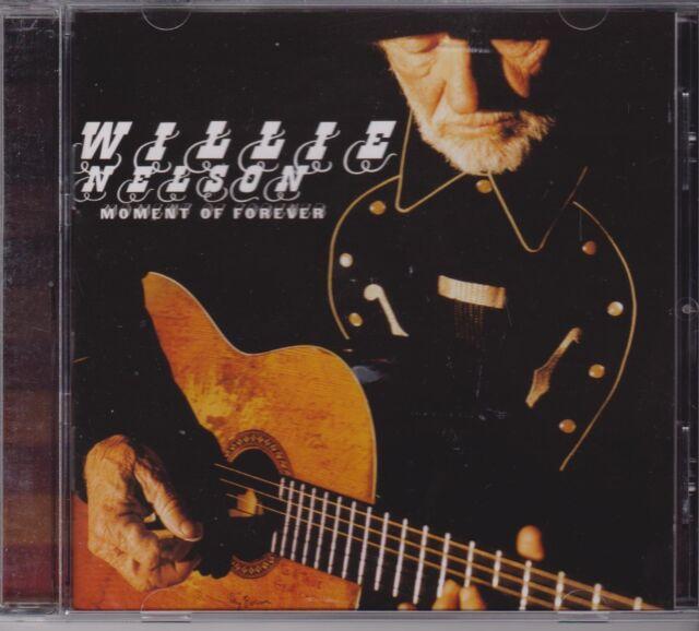 WILLIE NELSON - MOMENT OF FOREVER  - CD - NEW -