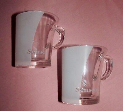tassen/Gläser*klar-weiss*Douwe Egberts (Klar Kaffeetassen)