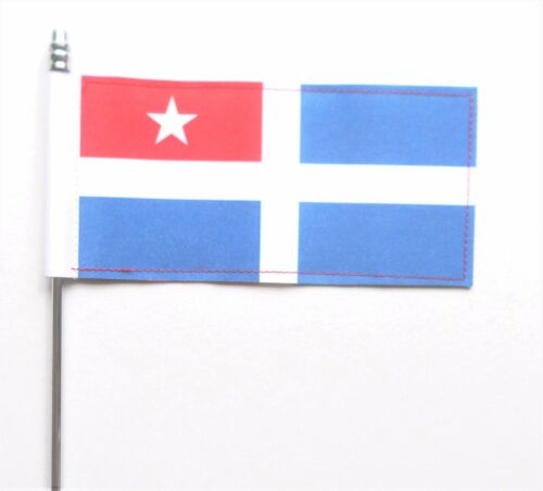 Greece Crete Ultimate Table Flag