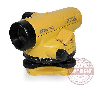 Topcon At-g6 Automatic Level Surveying Sokkia Leicatrimbletransit Auto