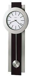 Howard Miller 625-279 (625279) Bergen Wall Clock - Merlot