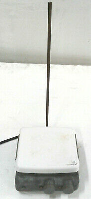 Corning Laboratory Stirrer Magnetic Hot Plate Pc-320 W Humboldt H-21227 Stands