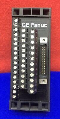 Ge Fanuc 1c693acc337a Output Terminal Block With 2-phoenix Contact Um 45-sefe