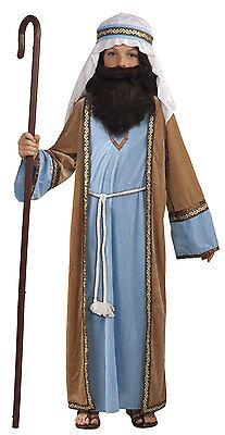 Deluxe Joseph Child Costume - Nativity / Christmas](Joseph Costume Nativity)
