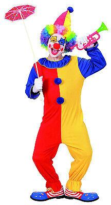 Buntes Clowns Kostüm für Kinder NEU - Jungen - Kind Bunte Clown Kostüme