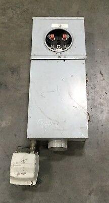 Siemens Mc0816b1200t W 100 200 20 90 Amp Breakers Meter Box Lot 9