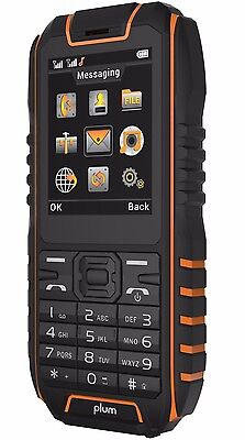 Rugged Cell Phone Unlocked GSM Tmobile Metropcs Simple Mobile NET10  E400ORG