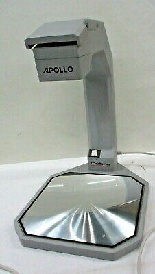 Portable Apollo Cobra Reflective Overhead Projector Vs3000carry Case No Bulbjb