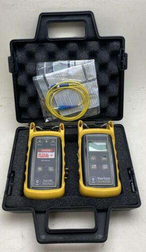 OWL Fiber Optic Cable Light Tester - ST (Visual Fault Finder Included)