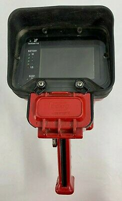 Bullard Thermal Imaging Camera - Red - No Battery Or Charger - As Is