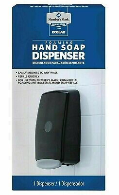 Members Mark Commercial Foaming Hand Soap Dispenser New Free Ship