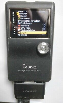 Cowon iAudio X5 (30GB) Audioplayer mit Rockbox Software