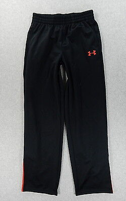 Under Armour Performance Loose Fit Running Training Pants (Youth Large) Black