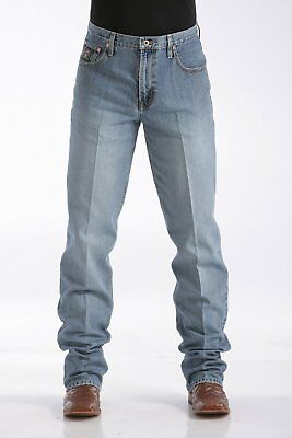- CINCH Jeans Black Label Relaxed Fit Medium Stonewash Jeans MB90633001 -Pick Size