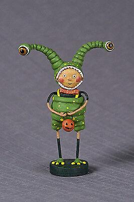 Lori Mitchell Halloween Figurines (Lori Mitchell™ - Little Alien - Halloween Costume Kid Figurine -)
