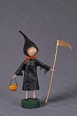 Lori Mitchell™ - Grim - Halloween Collectible Girl Mrs Death Reaper - 11008