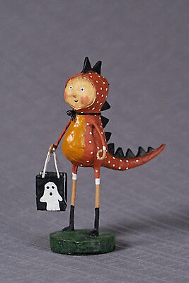 Lori Mitchell™ - Dinky Dinosaur - Halloween Costume kids Figurine - - Halloween Figurines Collectibles
