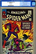 Amazing Spiderman 40 CGC