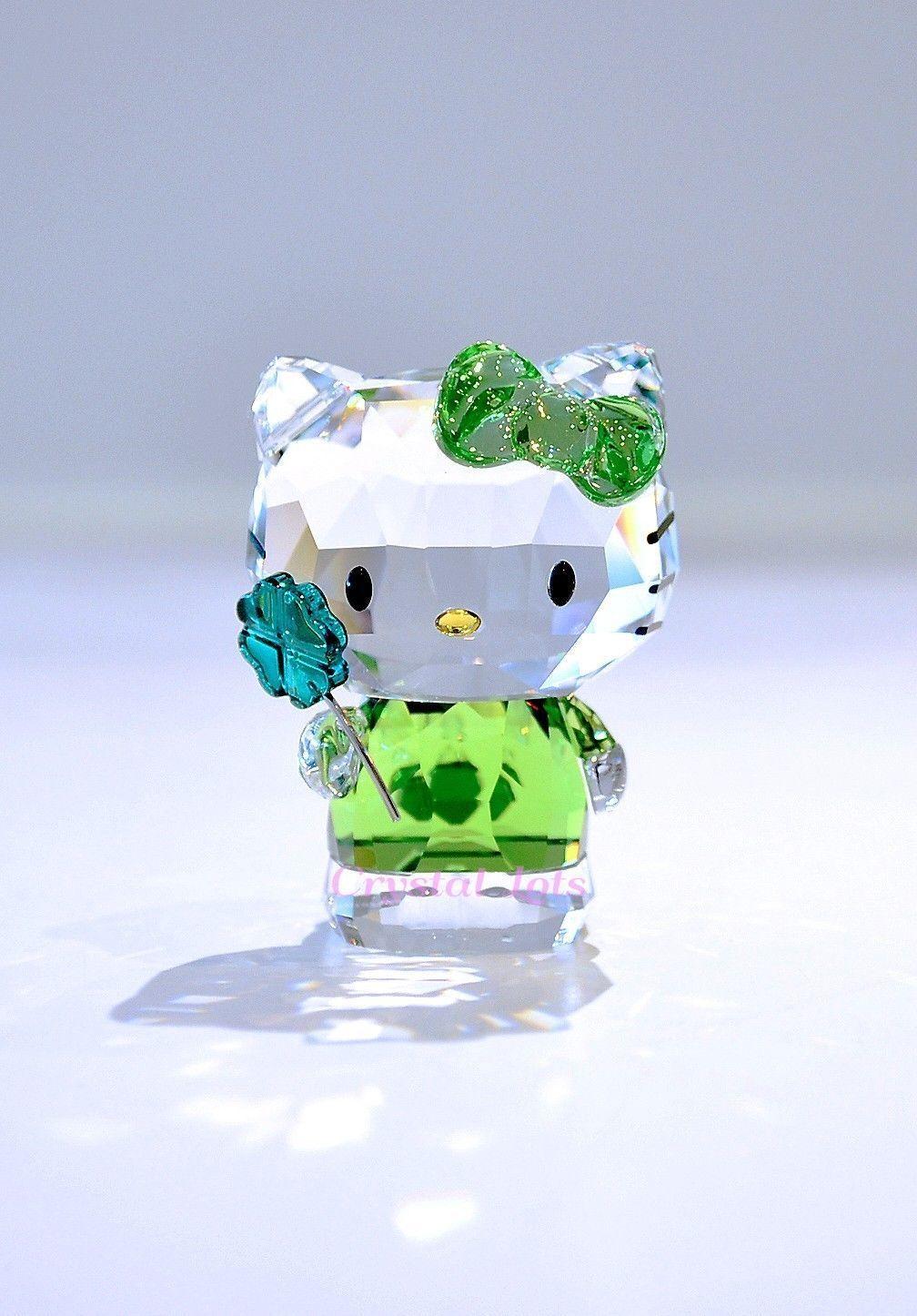 d722aaff22 Swarovski Hello Kitty Lucky Charm - 5004741 for sale online | eBay