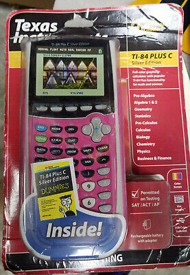 Best Deals On Texas Instruments Ti 84 Plus C Silver Edition