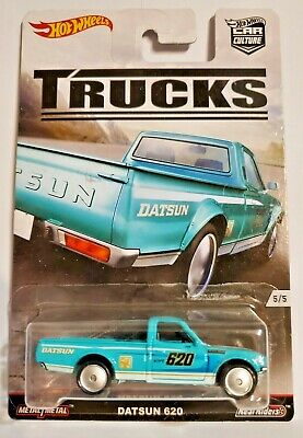 Hot Wheels Car Culture Trucks Series Datsun 620