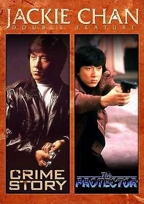 New  Jackie Chan   Crime Story The Protector Dvd