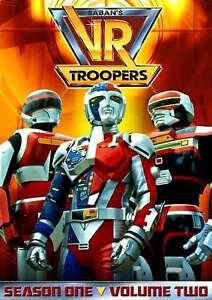 New: VR TROOPERS - Season 1, Vol. 2 (3-DVD Set)