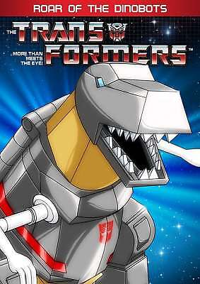 New: TRANSFORMERS: More Than Meets The Eye! Roar Of The Dinobots (More Than Meet The Eye)