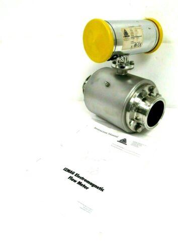 NEW ANDERSON IZMAG080D000S0000 IZMAG ELECTROMAGNETIC FLOWMETER