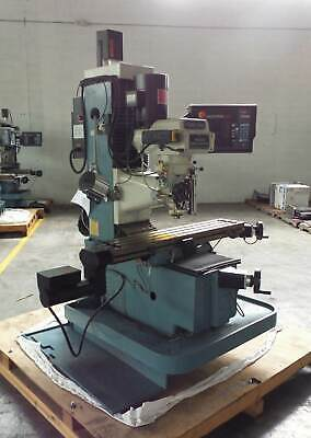 Proto Trak Smx Dpmsx2 Cnc Mill 3 Axis With Program Spindle Control