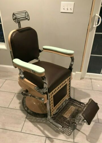 Theo A Kochs Barber Chair
