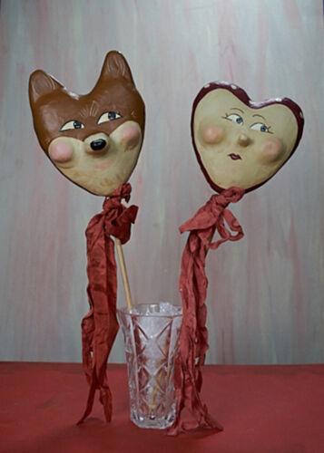 Heart & Fox Party Sticks - Lexi Grenzer - 72007