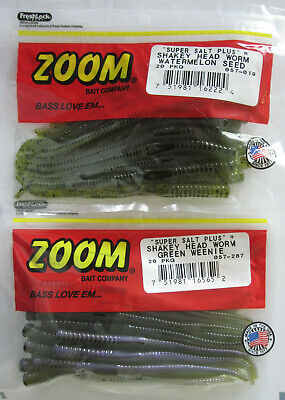"""Missile Baits /""""The 48/"""" 5 Inch Soft Plastic Bait 8-Pack *Select Color*"""
