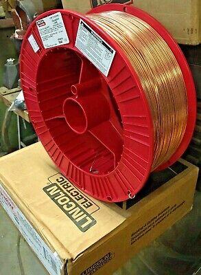 Lincoln L-50 116 1.6mm Superarc 30lb Microguard Ultra Er70s-3 Mig Welding Wire