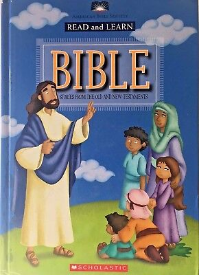 Read And Learn Bible: By Bible Society, American, American Bible Society