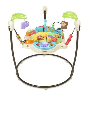 Baby Bouncer Toy Fisher Price Luv U Zoo Jumperoo Toddler Act