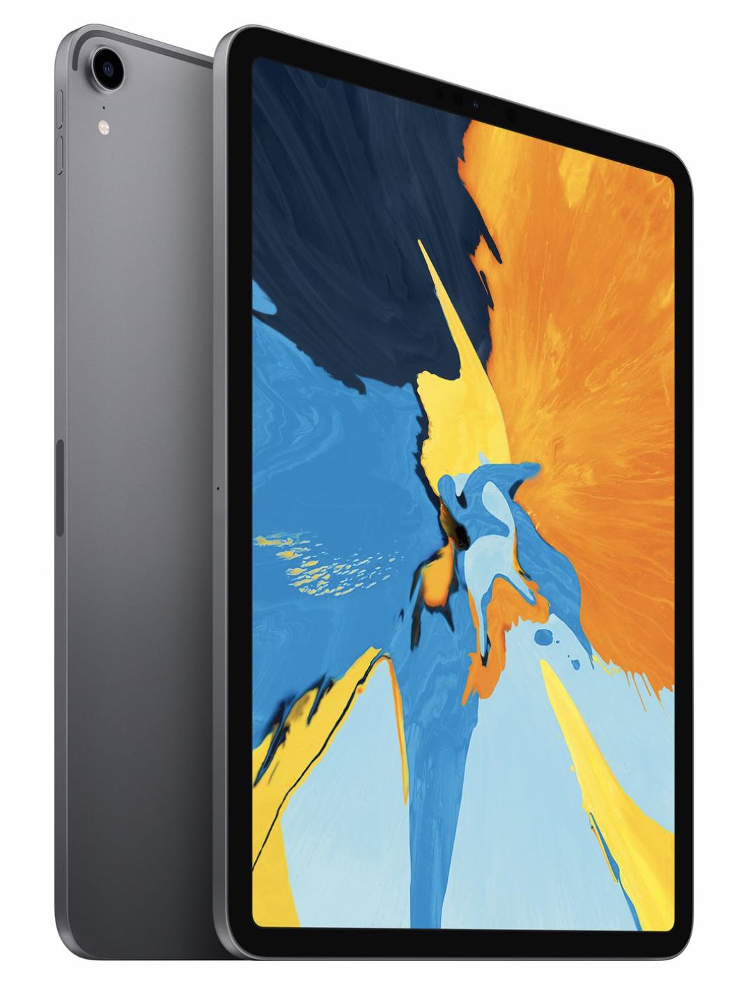 "Apple iPad Pro 11"" - 2018 - WiFi - 256GB - Space Grau - NEU OVP MTXQ2FD/A"