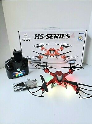 Sinless Stone HS200 W FPV Drone with Camera Auto Hover RC Quadcopter Live Camera
