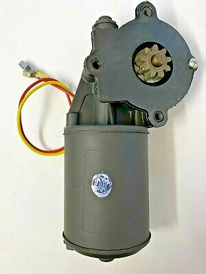 TAILGATE WINDOW LIFT MOTOR 1980-1992 (REMAN) fits:  FORD BRONCO Ford Bronco Window