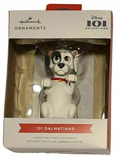 Hallmark Disney 101 Dalmatians Patch Puppy Christmas Ornament Kids Gift Decor