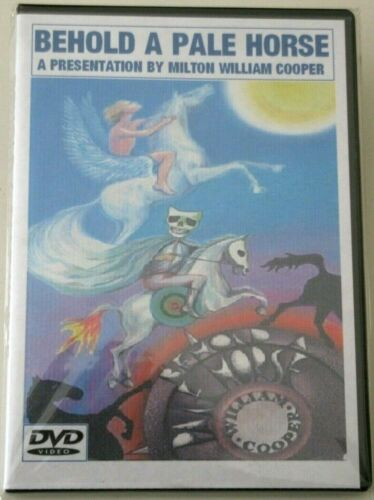 🔴  Behold A Pale Horse - Milton William Cooper